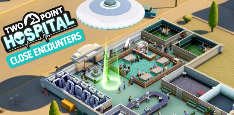 Two Point Hospital going the way of the little green men with upcoming DLC