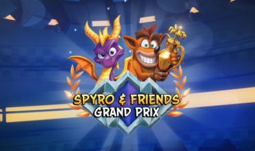 Spyro joins CTR: Nitro-Fueled in third Grand Prix