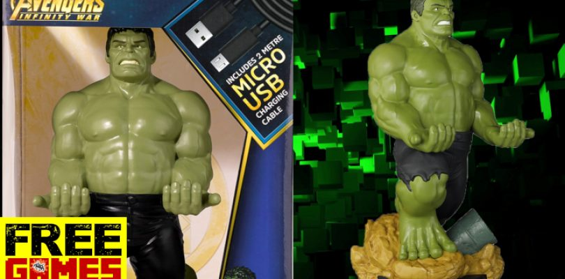 Free Games Vrydag: Hulk Cable Guys
