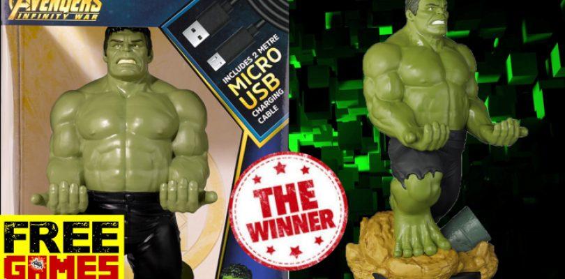 FGV winner is going to SMASH – and our weekly wrap up!