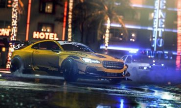 Need for Speed shows off Heat, customisation and day/night events