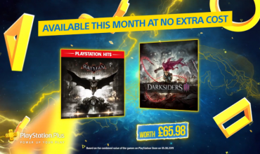 Fury arrives in the Batmobile with PS Plus this September