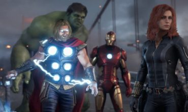 20 minutes of Avengers gameplay footage has our heroes flying and smashing things