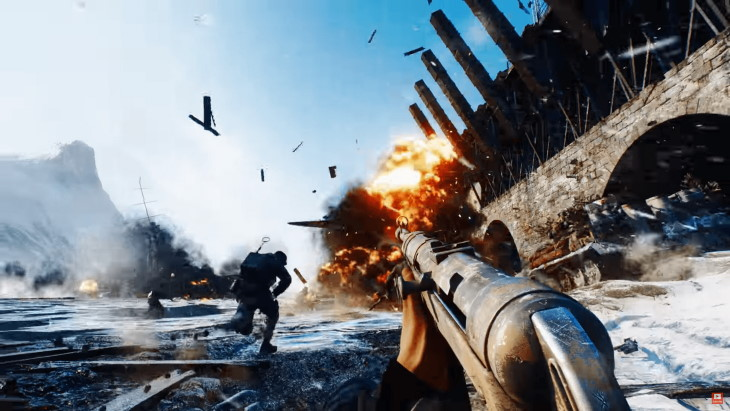 Battlefield's competitive 5v5 mode cancelled to focus on