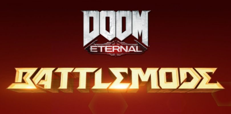DOOM Eternal's Battlemode is looking hellishly good