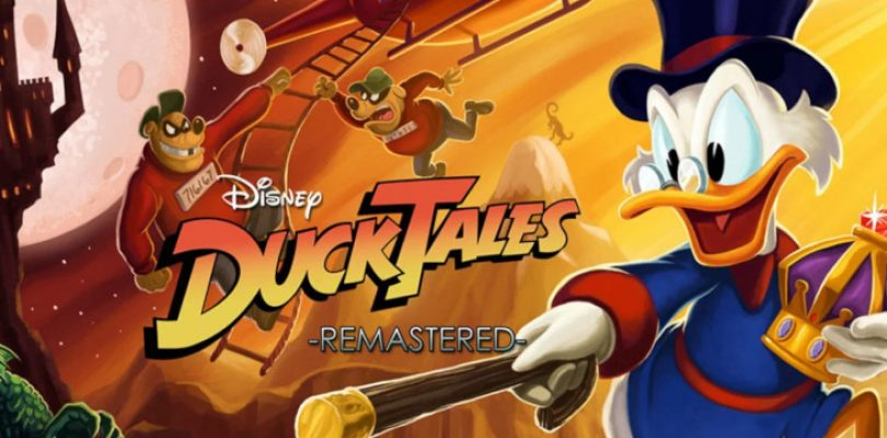DuckTales Remastered to be removed from all digital stores this week in a 'duck-blur'