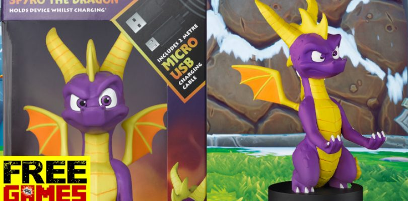 Free Games Vrydag: Spyro the Dragon Cable Guys