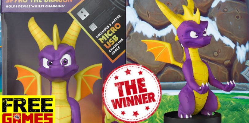 FGV winner is getting a purple dragon – and our weekly wrap up!