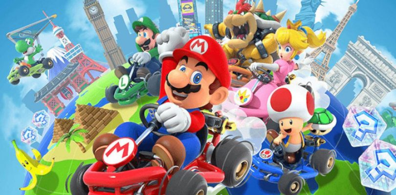 Mario Kart Tour launches on iOS and Android next month