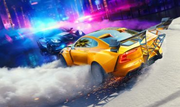 Need for Speed: Heat launches on 8 November
