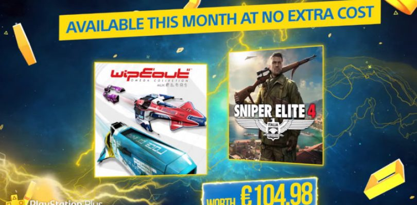 PS Plus will turn your world upside-down in August