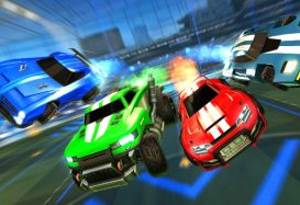 Five years and 75 million players of Rocket League