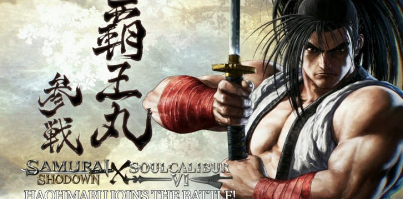 Samurai Shodown is the next game to cross-over with SoulCalibur VI