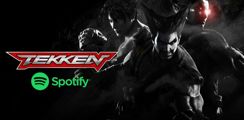 Tekken 1-7 official soundtracks added to Spotify