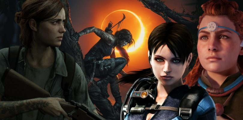 Nine incredible women in video games
