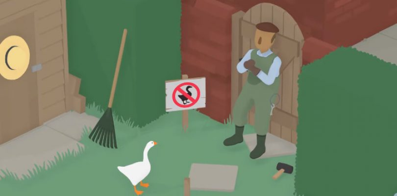 Ornithophobes beware! Untitled Goose Game is launching later this month