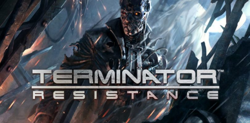 You've been marked for termination in this new FPS, Terminator Resistance