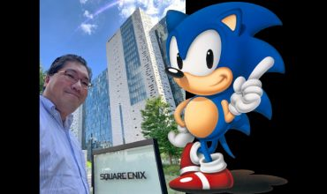 Sonic creator Yuji Naka is working on a new game with Square Enix