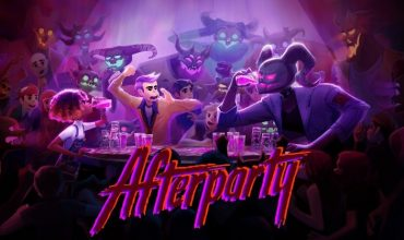 Afterparty, Oxenfree dev's next game, is drunkenly releasing next month