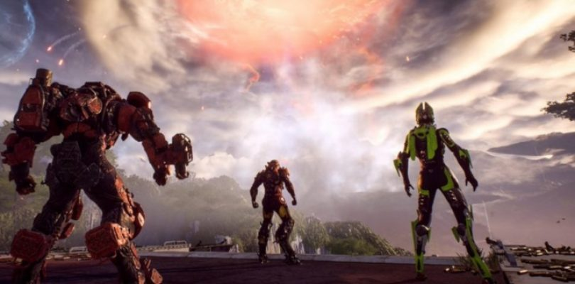 Anthem is reportedly being completely overhauled