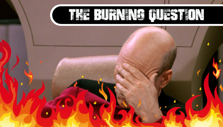 The Burning Question: What is the dumbest game you've bought