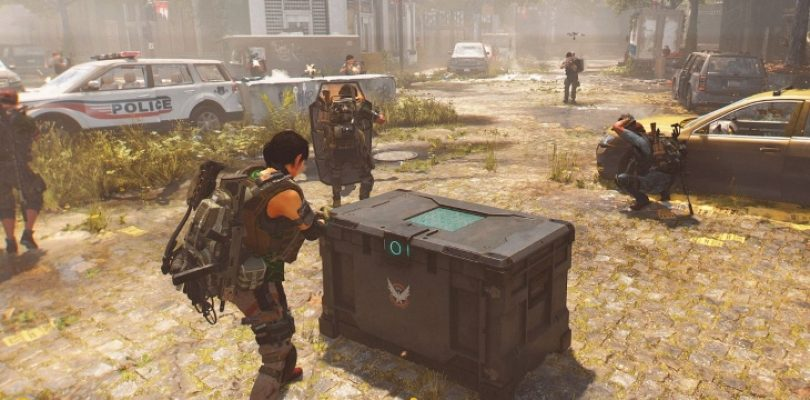 The Division 2's next update will make it easier to target specific loot