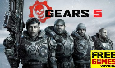 Free Games Vrydag: Gears 5 (Xbox One)