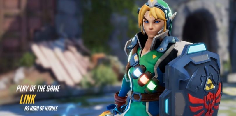 This fan-made trailer will make you wish Link was in Overwatch
