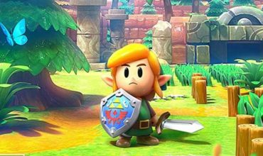 Itching for a fight? The Legend of Zelda: Link's Awakening amiibo summons Shadow Link