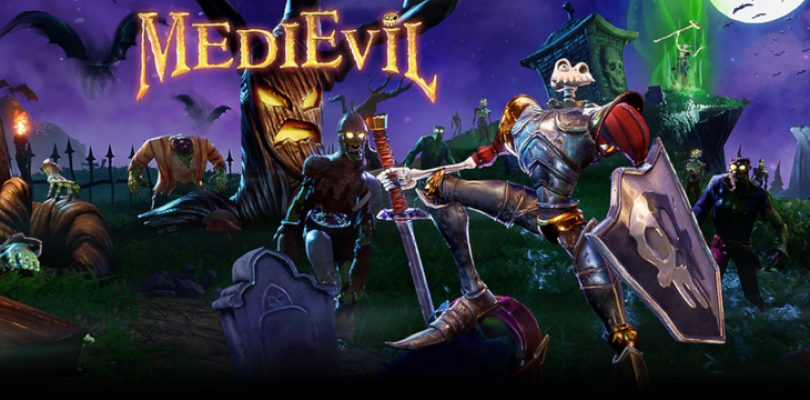 The MediEvil remake has gone gold