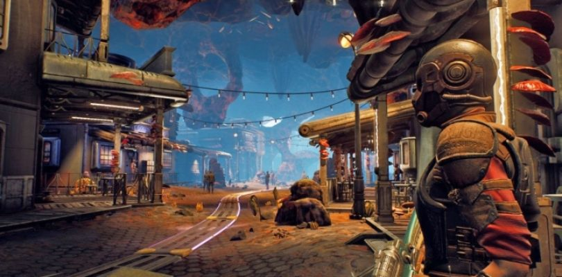 Here's 20 minutes of The Outer Worlds gameplay