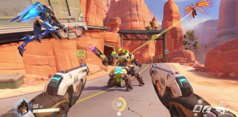 Overwatch hits Switch on October 15