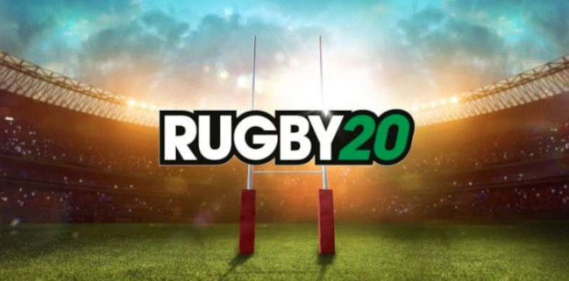 Rugby 20 has its first gameplay trailer