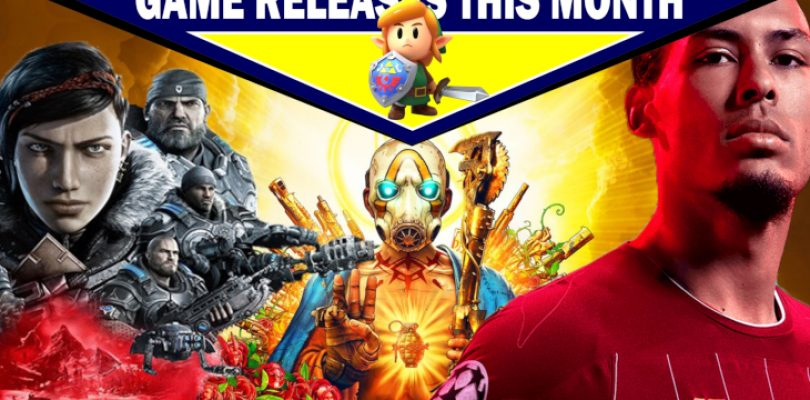 Game releases for September 2019 – with predictions!