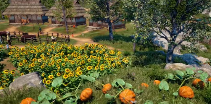 TGS Shenmue 3 trailer is a world of tranquillity
