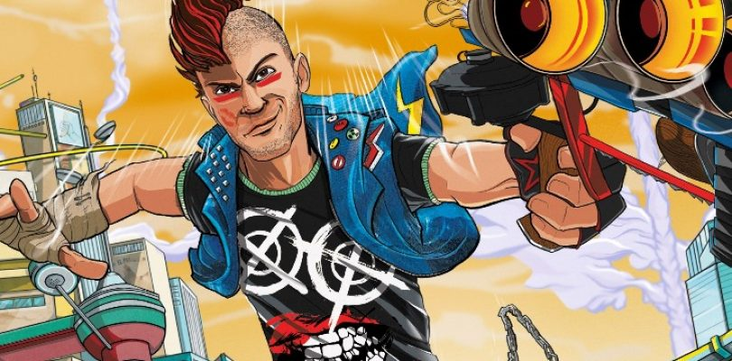 The Sunset Overdrive IP belongs to Sony now