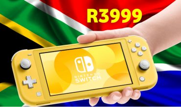 The Switch Lite launches at R3999 on 20 September