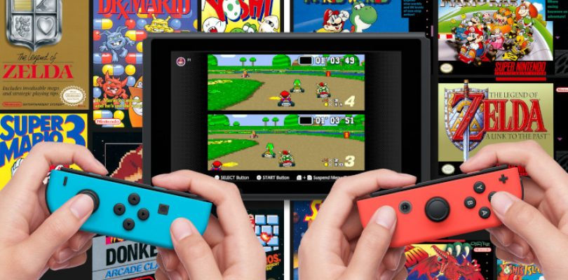 SNES games are finally heading to the Switch… tomorrow