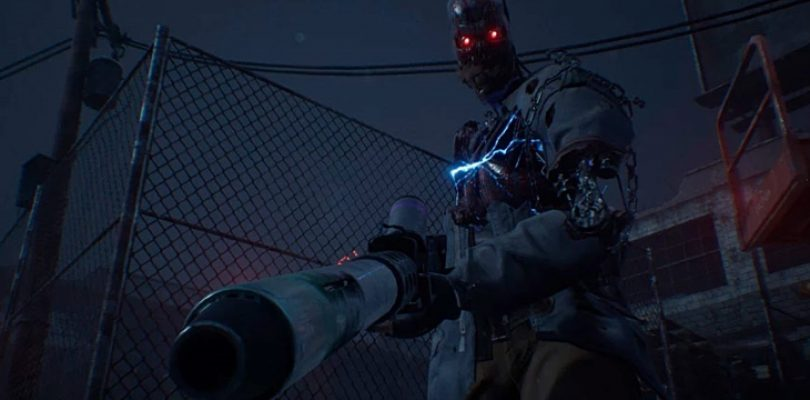 The Terminator is finally getting an FPS that doesn't involve arcade machines with gun attachments