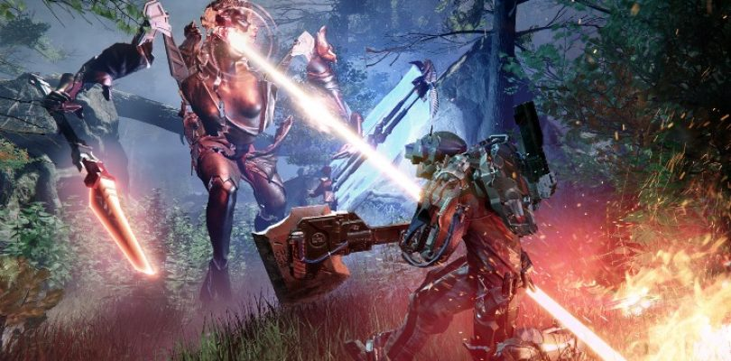 Come watch 13 minutes of raw The Surge 2 gameplay