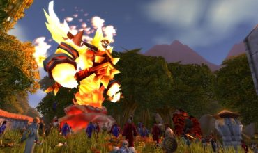 Feature: World of Warcraft Classic is so much fun due to the change of pace