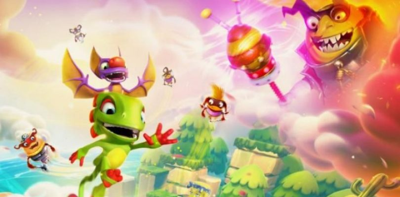 Yooka-Laylee and the Impossible Lair is coming to you next month