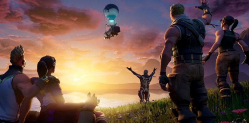 Fornite goes down completely after the end of season 10