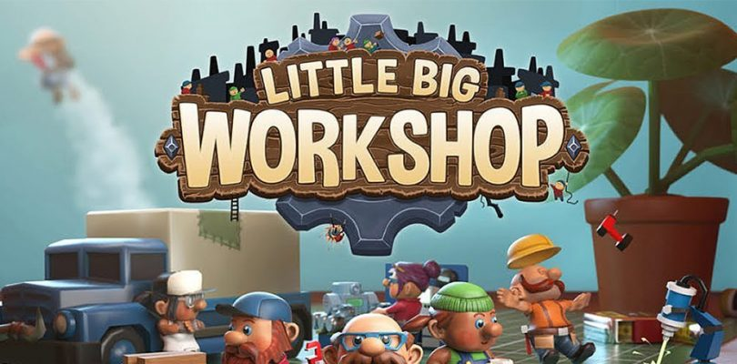 Review: Little Big Workshop (PC)