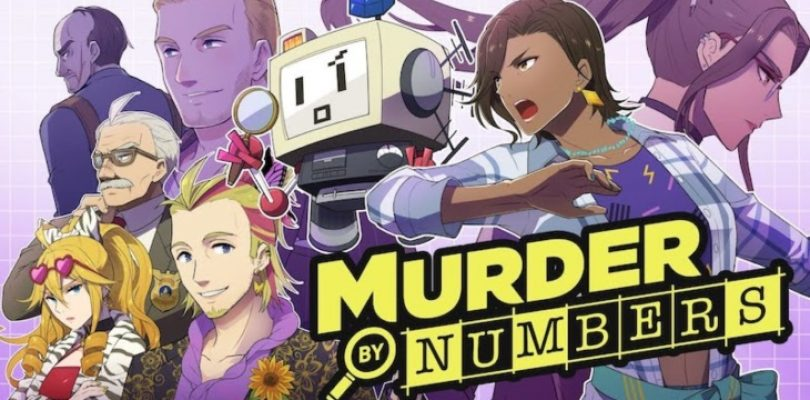 Murder by Numbers invites you to solve crimes with Picross