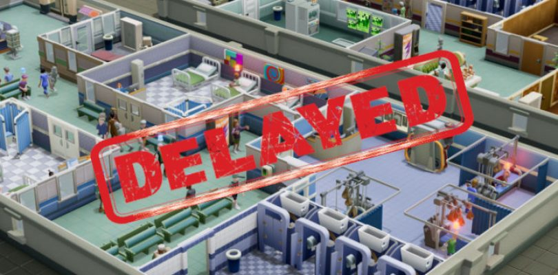 Two Point Hospital has been delayed on consoles