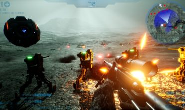 Artificial Extinction is a first-person tower defense against killer drones
