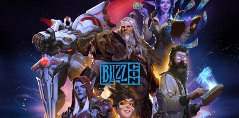 Win one of three BlizzCon Virtual Tickets and join us at the show