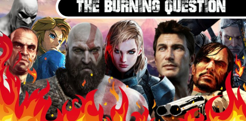 The Burning Question: What is your game of the decade?