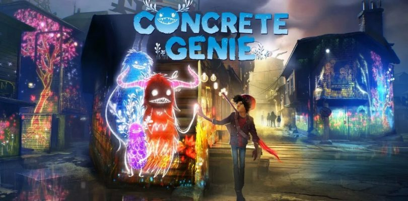 Review: Concrete Genie (PS4 Pro)